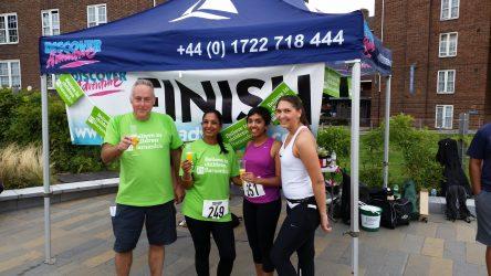 Barnardos Trek London 28.09.14