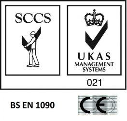 BS EN 1090 logo