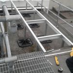 Roof Access Improvements for Sussex Hospital